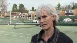 Judy Murray's big plan for British tennis [Video]