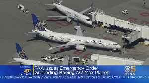 Airlines, Passengers Scramble After Trump Orders Grounding Of Boeing 737 Max Planes [Video]