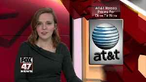 AT&T raises prices for DirecTV Now [Video]