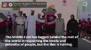 Special Olympics In Abu Dhabi Is A Sign Of Progress [Video]