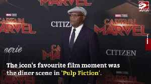 Samuel L. Jackson's favorite scene ever is the end of Pulp Fiction [Video]