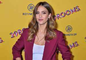 Jessica Alba didn't think she was 'smart' before business venture [Video]