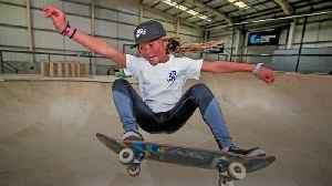 Ten-year-old skater aiming to become Briain's youngest summer Olympian [Video]