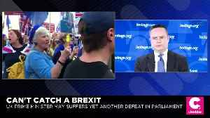Margaret Thatcher's Former Aide: UK Should Approve Brexit, Deal or No Deal [Video]