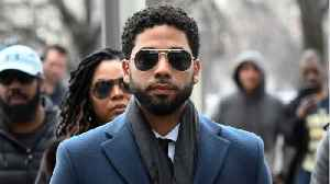 'Empire' Actor Smollett In Chicago Court Charged With Lying About Attack [Video]