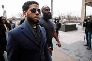Jussie Smollett Pleads Not Guilty to Faking Attack Against Himself [Video]