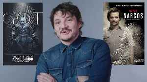 Pedro Pascal Breaks Down His Most Iconic Characters [Video]