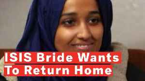 Why ISIS Bride Hoda Muthana Should Face Justice In The U.S. [Video]