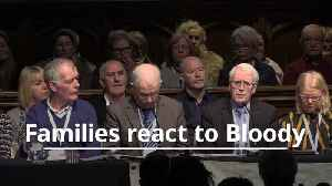 Bloody Sunday families vow to continue campaign [Video]