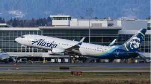 News video: Alaska Air Says It's Too Early To Decide If It Will Take Future Deliveries Of Boeing 737 Max