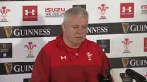 News video: Gatland: Prize is massive for Wales