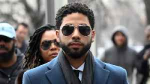Jussie Smollett Enters Not Guilty Plea Over Allegedly Staged Attack [Video]