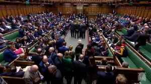 News video: UK Parliament Votes In Favor Of Seeking Brexit Delay