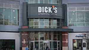 125 Dick's Sporting Goods Stores Removing Guns, Ammo [Video]