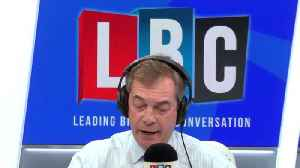 Nigel Farage's Instant Reaction As MPs Vote To Delay Brexit [Video]