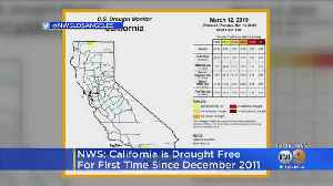 Wet Winter Officially Ends Drought In Most Of California [Video]