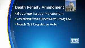 Constitutional Amendment Proposed To Change California's Death Penalty Laws [Video]