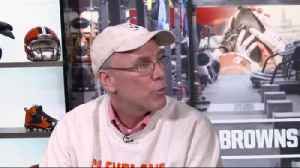 News video: Exclusive: Cleveland Browns GM John Dorsey talks about how the wide receiver Odell Beckham Jr. trade went down