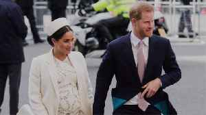Why Prince Harry and Meghan Markle Are Reportedly Hiring a Royal 'Manny' [Video]