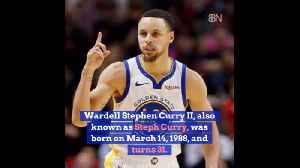 Happy Birthday Steph Curry [Video]