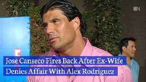 Jose Canseco Really Needs To Get A Life [Video]