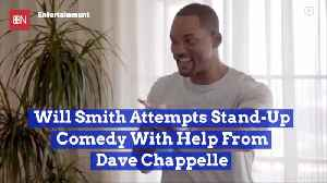 Will Smith Wants To Do Comedy [Video]