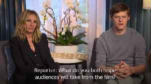 Julia Roberts on drug addiction in her new film: You can create change in legislation [Video]