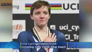 USA Cycling Creates Fund Honoring The Late Kelly Catlin [Video]