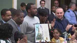 Philadelphia City Council Members Honor Meek Mill With His Own Day [Video]