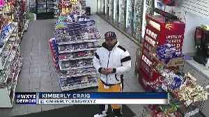 Police searching for car thief who dragged man at gas station on Detroit's west side [Video]