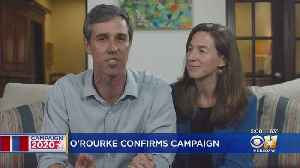 Beto O'Rourke Announces 2020 Presidential Bid [Video]