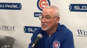 Joe Maddon on MLB rules changes: 'Strategy should be left alone' [Video]