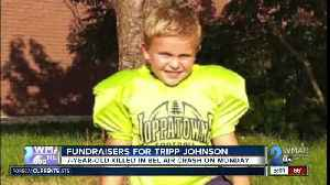 Restaurants team up to help the family of a 7-year-old who was killed in a crash in Bel Air [Video]