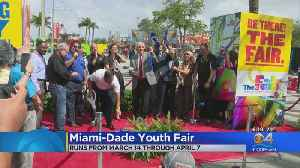 The Miami-Dade Youth Fair Is Back For 21-Day Run [Video]