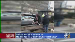 Pittsburgh Police: Man Accused Of Stabbing Second Man In The Face [Video]
