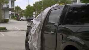 More than 30 car windows smashed in across Jupiter. So far, thieves wanted only one thing. [Video]