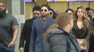 Empire Actor Jussie Smollett Formally Pleads Not Guilty [Video]