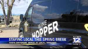 Staying local this spring break [Video]
