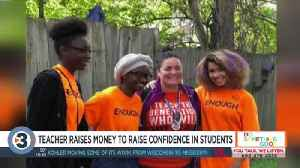 Madison teacher raising money to purchase hair products, services for students of color [Video]