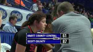 The Ladies Take Over Rupp: KHSAA Girls' Sweet 16 Day One Recap [Video]