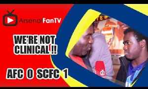 We're Not Clinical !! | Arsenal 0 Swansea 1 [Video]