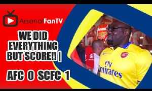 We Did Everything But Score!! | Arsenal 0 Swansea 1 [Video]