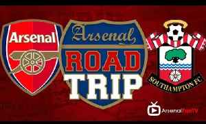 Road Trip  Arsenal v Southampton [Video]