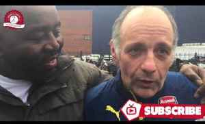 Is Claude Optimisic !!! -  West Brom v Arsenal [Video]