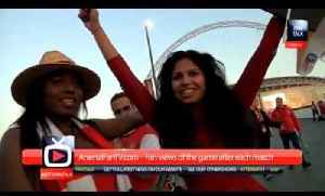 Arsenal 3 Hull 2 - I Just  Got Engaged & We Won The FA Cup [Video]
