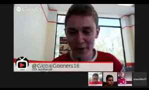 FA Cup Final Arsenal vs Hull - Pre Match Hangout [Video]