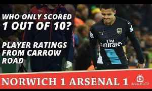 Who Only Scored 1 out of 10? | Player Ratings From Carrow Road [Video]