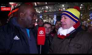 Arsenal 5-0 Huddersfield | The Intensity Was Quick & The Confidence Was There!! [Video]