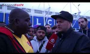 Leicester City vs Arsenal 0-0 | We're Being Mugged Off says DT (Rant) [Video]