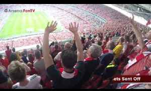 FA Cup Final 2017 Inside The Stadium Arsenal 2-1 Chelsea [Video]